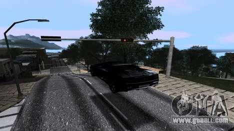 New Roads v2.0 for GTA San Andreas second screenshot