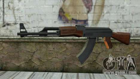 AK-47 Assault Rifle for GTA San Andreas
