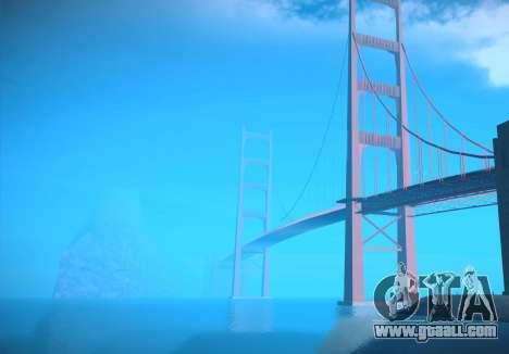 Light ENBSeries for GTA San Andreas third screenshot
