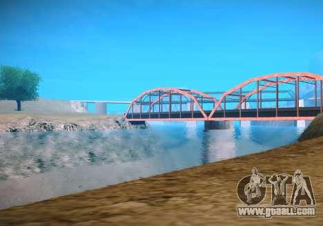 Light ENBSeries for GTA San Andreas forth screenshot