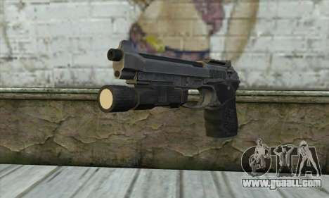 M9A1 From COD: Ghosts for GTA San Andreas