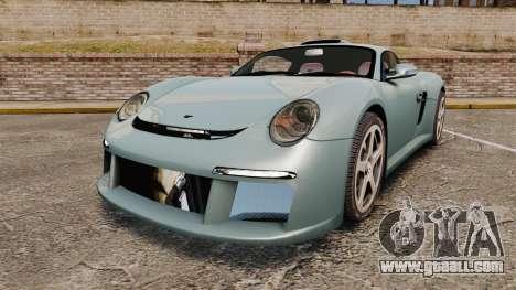 Ruf CTR3 for GTA 4