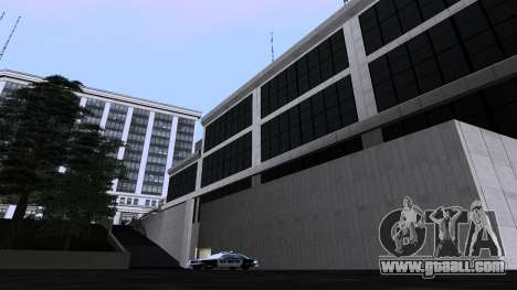 New textures SFPD for GTA San Andreas forth screenshot