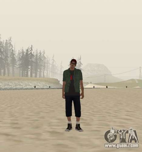 New Zero for GTA San Andreas