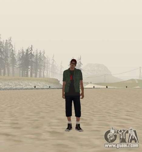New Zero for GTA San Andreas