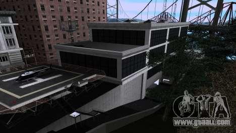 New textures SFPD for GTA San Andreas
