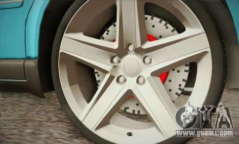 Volkswagen Passat for GTA San Andreas right view