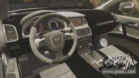 Audi Q7 FCK PLC [ELS] for GTA 4 side view