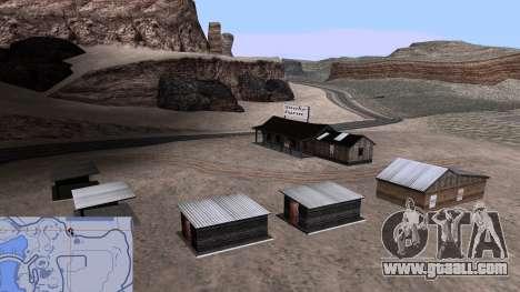 Updated snake farm for GTA San Andreas forth screenshot