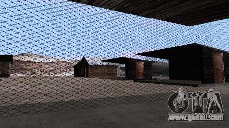 Updated snake farm for GTA San Andreas third screenshot