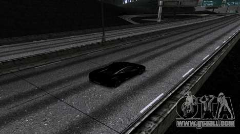 New Roads v2.0 for GTA San Andreas fifth screenshot