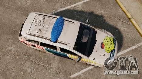 Audi Q7 FCK PLC [ELS] for GTA 4 right view