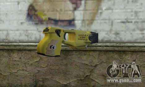 Taser Gun for GTA San Andreas second screenshot