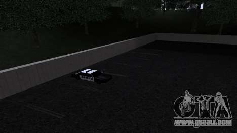 New textures SFPD for GTA San Andreas fifth screenshot