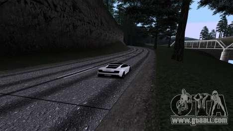 New Roads v2.0 for GTA San Andreas ninth screenshot