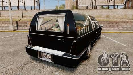 Albany Romero new wheels for GTA 4 back left view