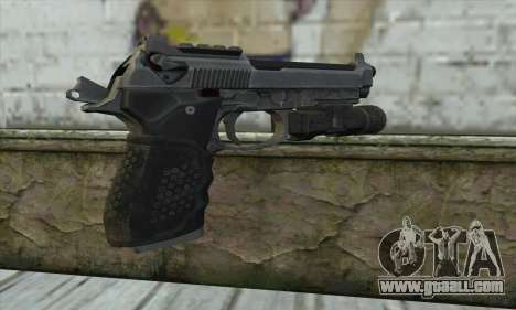 M9A1 From COD: Ghosts for GTA San Andreas second screenshot
