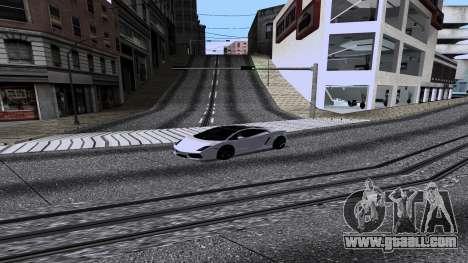 New Roads v2.0 for GTA San Andreas seventh screenshot