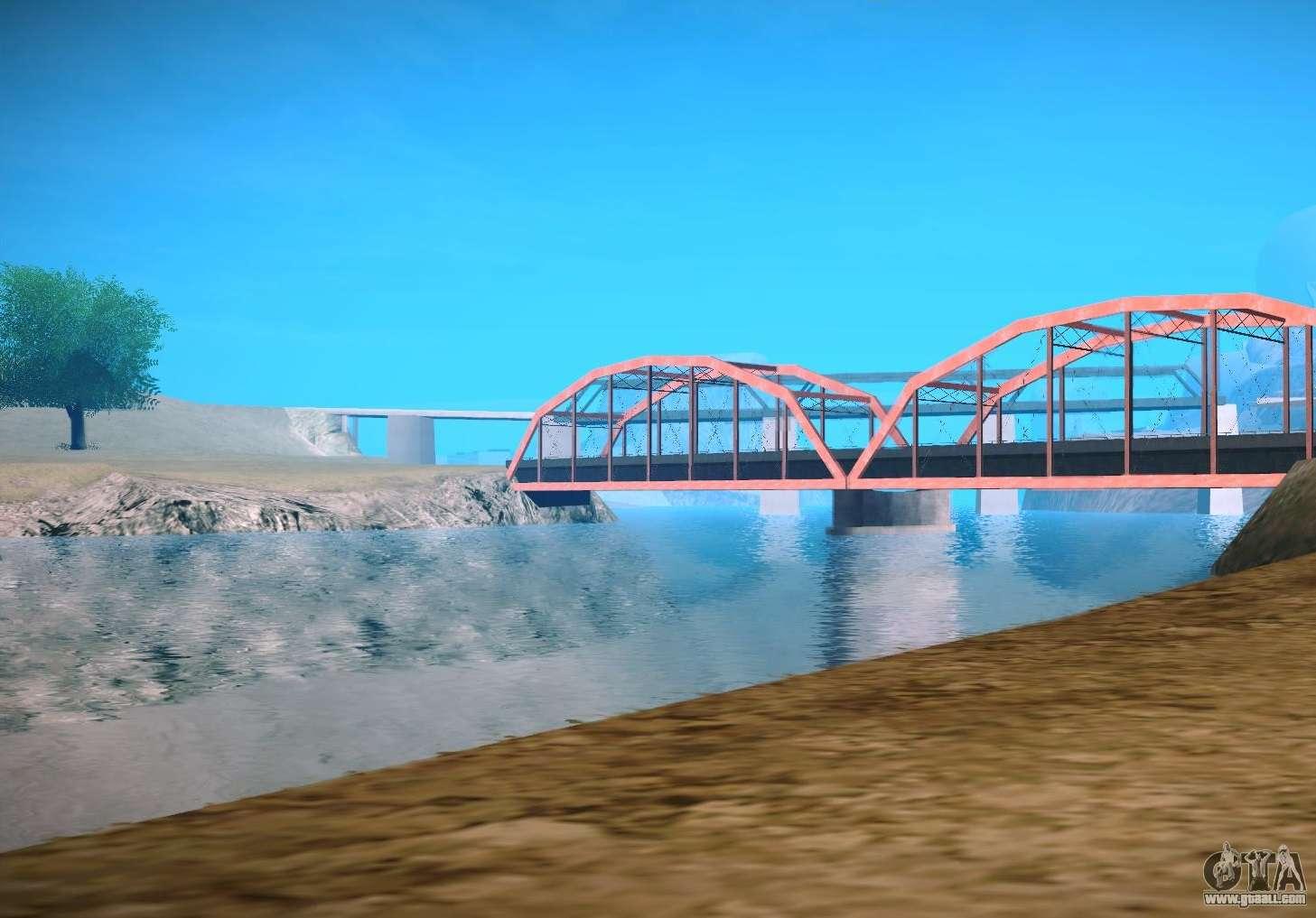 Light ENBSeries for GTA San Andreas
