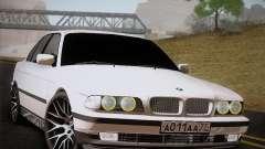 BMW 730d E38 1999 for GTA San Andreas