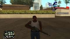 Anime C-Hud for GTA San Andreas