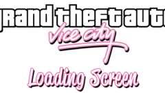 Boot screens GTA Vice City