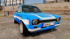Ford Escort MK1 FnF Edition for GTA 4