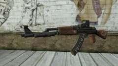 Point Blank AK47 Elite for GTA San Andreas