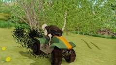 Ostrich From Goat Simulator