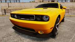 Dodge Challenger SRT8 2012 for GTA 4