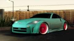 Nissan 350Z Minty Fresh