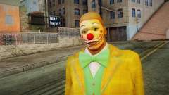 The clown from GTA 5