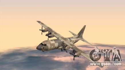 C-130H Hercules for GTA San Andreas
