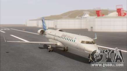 Garuda Indonesia Bombardier CRJ-700 for GTA San Andreas