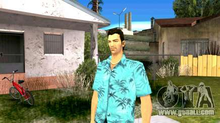 The sound of GTA IV when the mission is completed for GTA Vice City