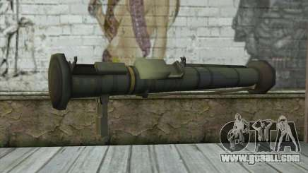AT4 Rocket Launcher for GTA San Andreas