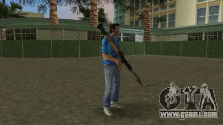 Ruskin RPG-7 for GTA Vice City