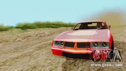 Imponte Phoenix из GTA 5 for GTA San Andreas
