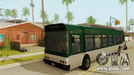 Transit Bus из GTA 5 for GTA San Andreas