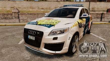 Audi Q7 FCK PLC [ELS] for GTA 4