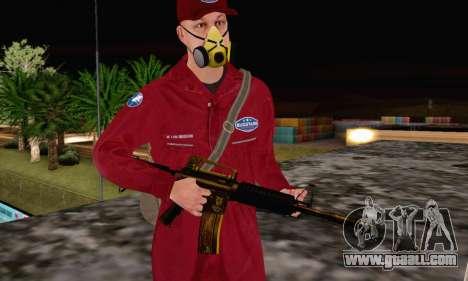 Bug Star Robbery for GTA San Andreas sixth screenshot