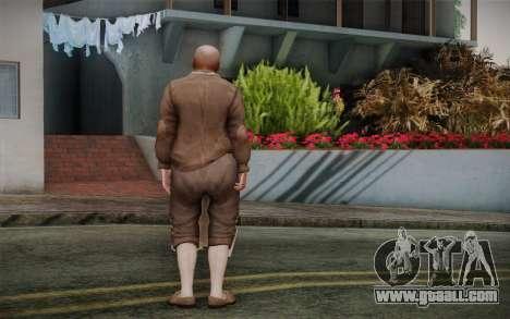 Cook for GTA San Andreas second screenshot
