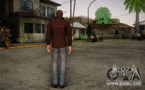 Dean Winchester for GTA San Andreas second screenshot