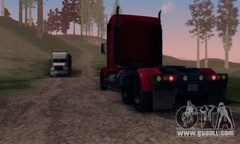 GTA V Packer for GTA San Andreas side view