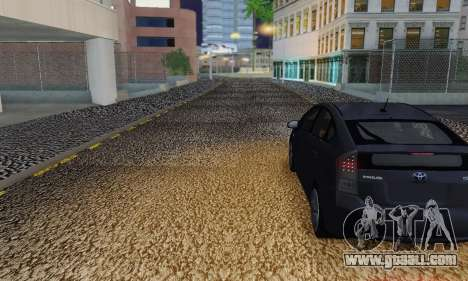 Heavy Roads (Los Santos) for GTA San Andreas twelth screenshot