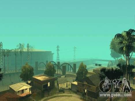 Beta Timecyc for GTA San Andreas seventh screenshot