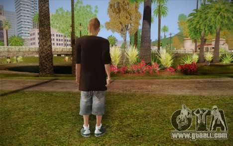 Sandr Yokkolo for GTA San Andreas second screenshot