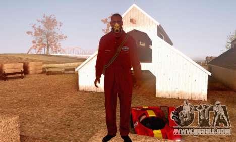 Bug Star Robbery 2 No Cap for GTA San Andreas third screenshot
