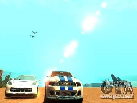 ENBSeries Realistic Beta v2.0 for GTA San Andreas sixth screenshot