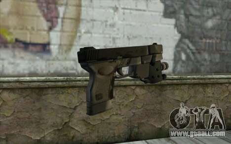 Glock 33 Advance for GTA San Andreas second screenshot